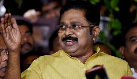 AMMK ready to alliance with Congress: TTV Dinakaran