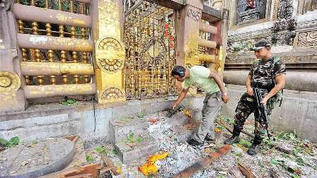 All five accused in Bodh Gaya blasts case get life imprisonment
