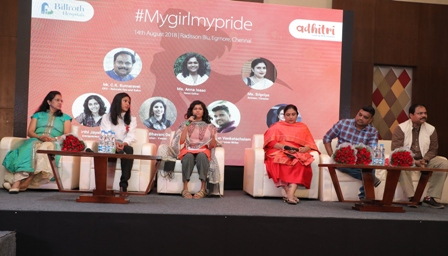 Billroth Hospitals - Adhitri - My Girl My Pride Panel Discussio