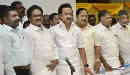Call all-party meeting on Cauvery: M.K Stalin