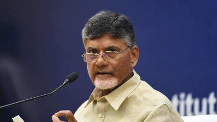Chandrababu Naidu Slams Central Govt over Petrol, Diesel Price