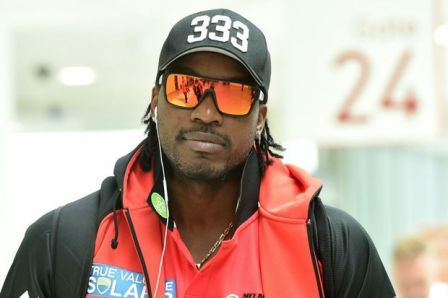 Cricketer Chris Gayle Takes Break from IPL