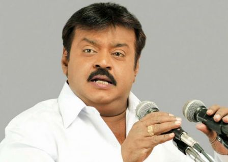 DMDK president Vijayakant Condition is Stable