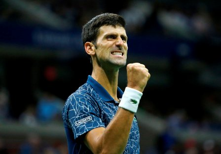 Djokovic wins third US Open men's singles title