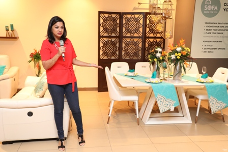 Express Avenue hosted an interactive Masterclass on Interior De