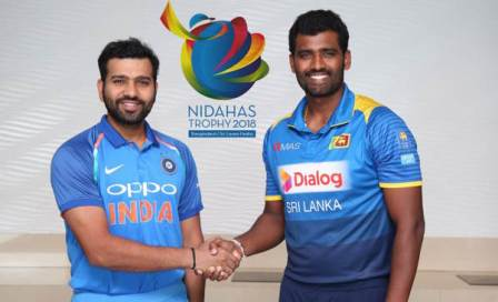 Nidahas Trophy: Young Indian team to face Sri Lanka in 1st T20I