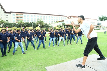 Novotel Hyderabad Airport Celebrates Heartist themed ?Employee