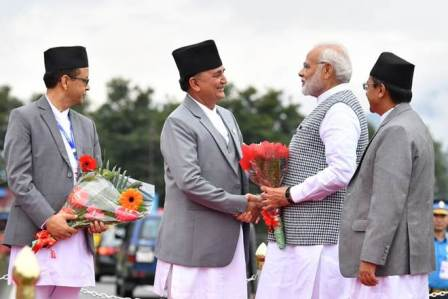 PM Modi at BIMSTEC 2018