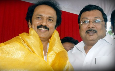 Ready to accept MK Stalin's leadership says MK Alagiri