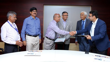 SRM Deemed to be University signs MoU with Prodeb Brewery Techn