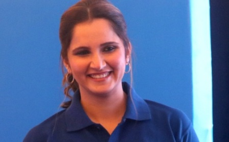 Sania Mirza speaks about her biopic