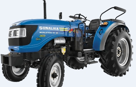 Sonalika Starts Strong In New Financial Year With 8001 Tractors