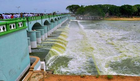 Supreme Court  asks Karnataka to release 4 TMC water