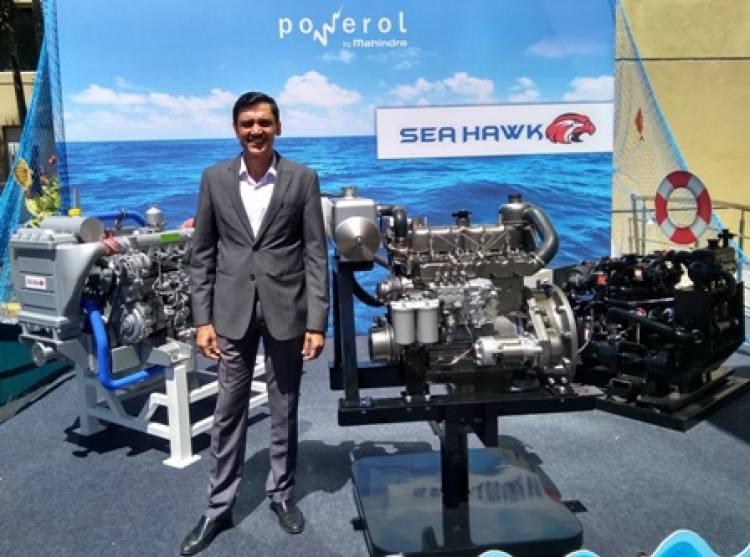 Mahindra Powerol Launches New Seahawk Range of Marine Engines