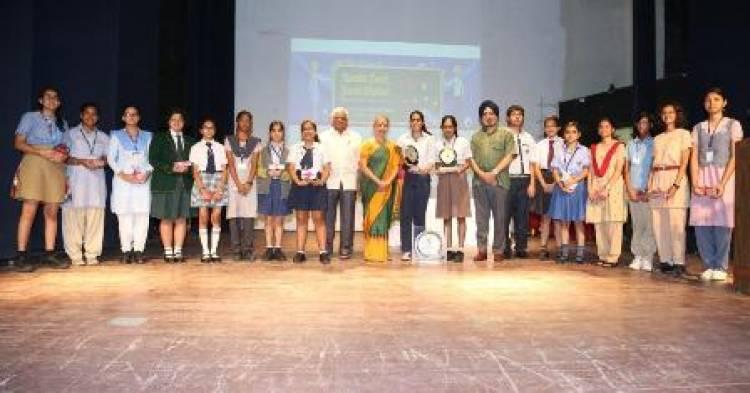 Nanhi Chhaan School Essay Contest , 2018