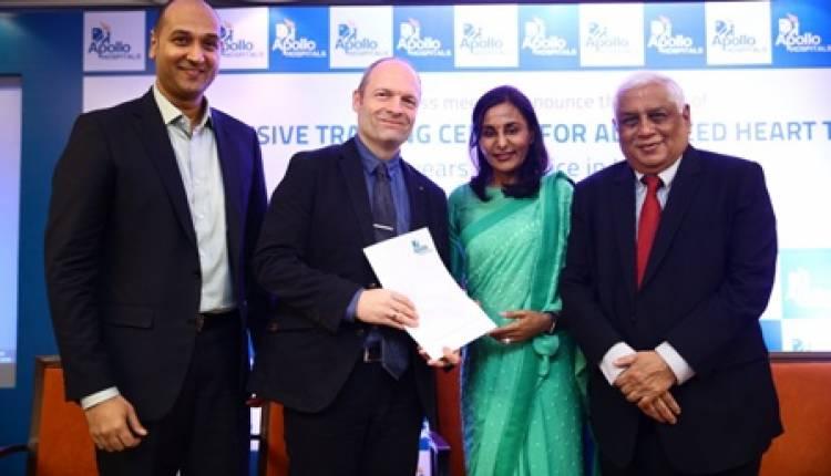Apollo Hospitals: TAVI centre launched
