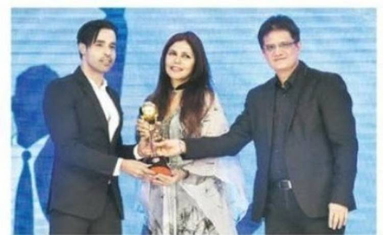 Ruhaan Rajput Bags Recognition at the Mid-day Young Achiever Icons Award 2018
