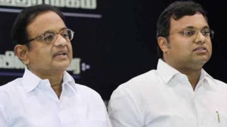 No arrest for P. Chidambaram and his son till Nov 1
