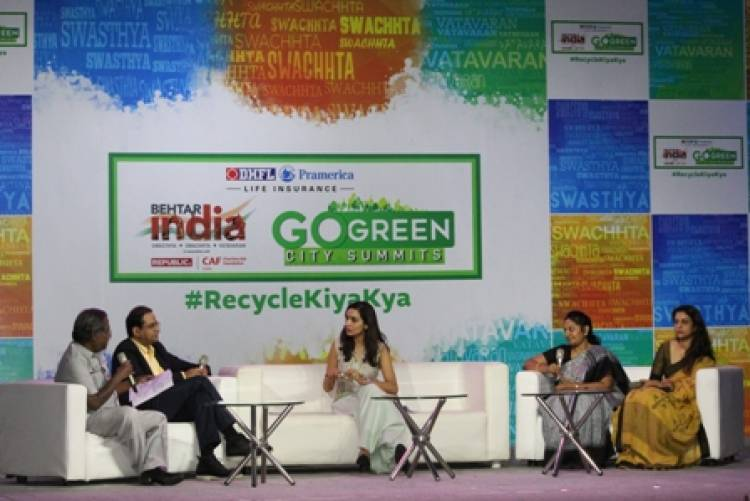 Fourth Behtar India Go Green City Summit in Chennai