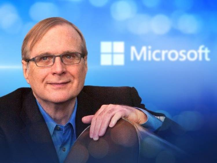 Microsoft co-founder Paul Allen dead