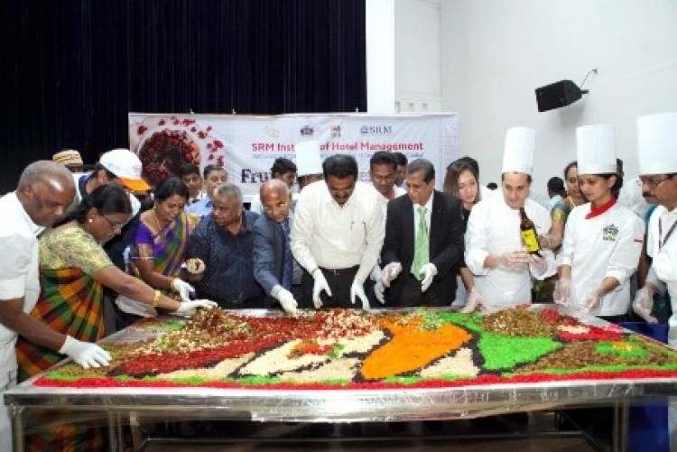 Govt of Tamilnadu and SRM conducted Eat Right India Convention