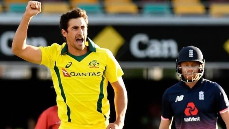 Australia drop Starc, Marsh, Lyon for T20Is against India