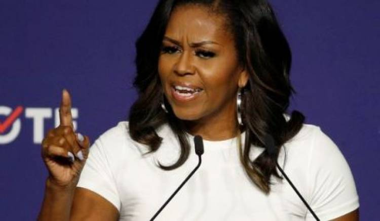 I'd never forgive' Trump for 'birther' conspiracy: Michelle Obama