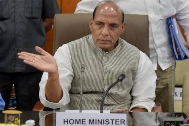 Home Minister Rajnath Singh assures help to victims of GAJA Cyclone