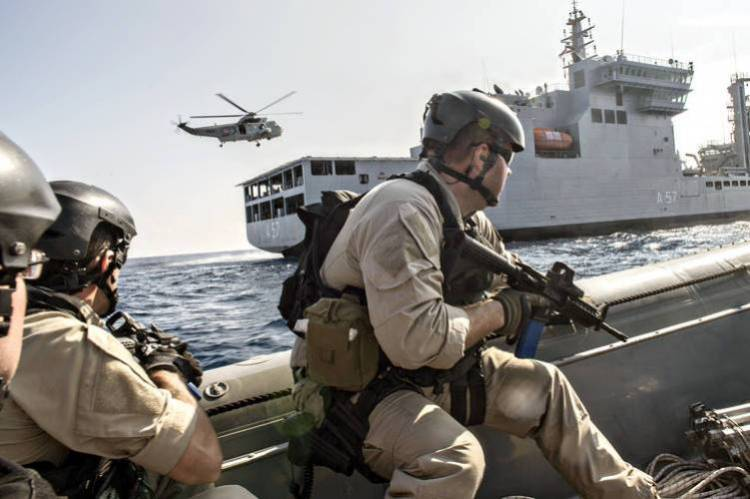 Indian, US special forces start joint exercise