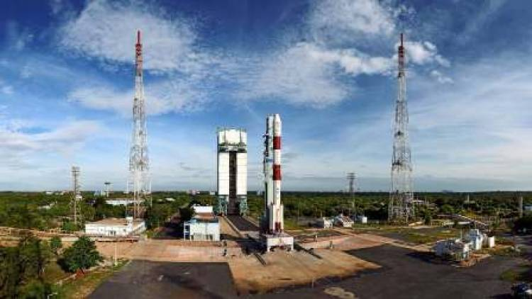 ISRO Says PSLV-CA Takes Off Successfully With 31 Satellites