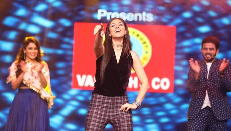 'Dance Diva' Simran returns to Small Screen as special judge on COLORS Tamil