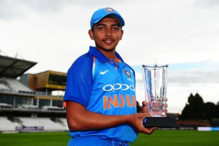 Injured Prithvi ruled out of 1st Test vs Australia