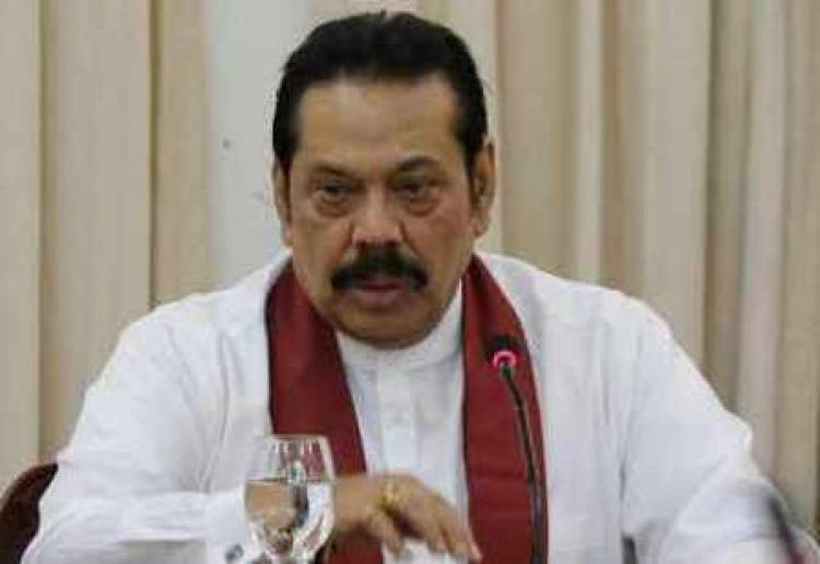 Rajapaksa can't take actions as Sri Lankan PM: Court