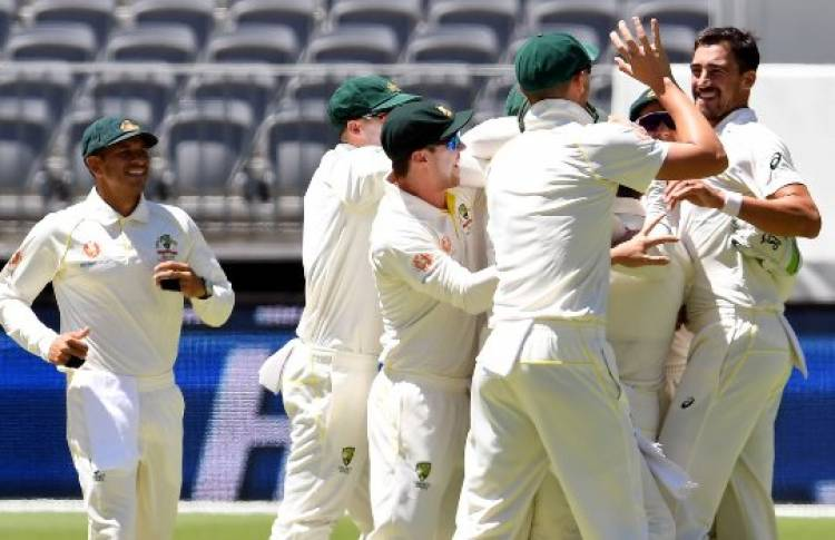2nd Test : Australia beat India by 146 runs