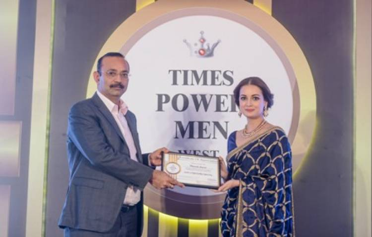 Maneesh Jhawar, Founder, QualityKiosk honoured as Times Power Men – West India 2018