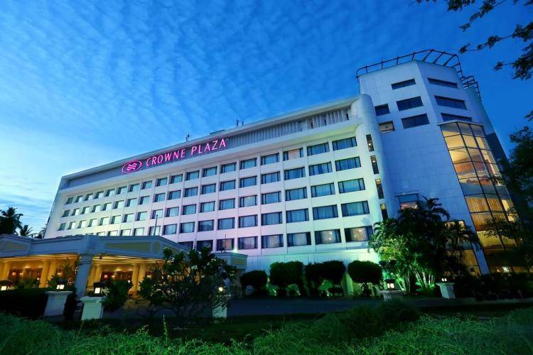 Your New Year's just got better with Crowne Plaza Chennai
