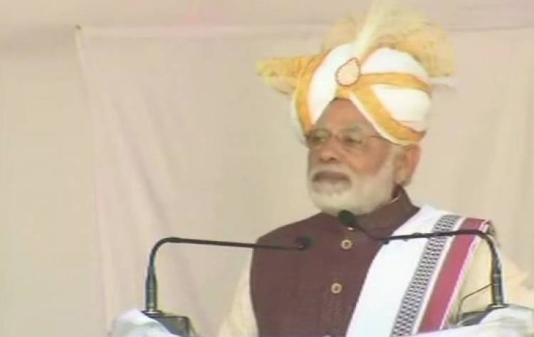 PM Modi inaugurates eight projects in Manipur