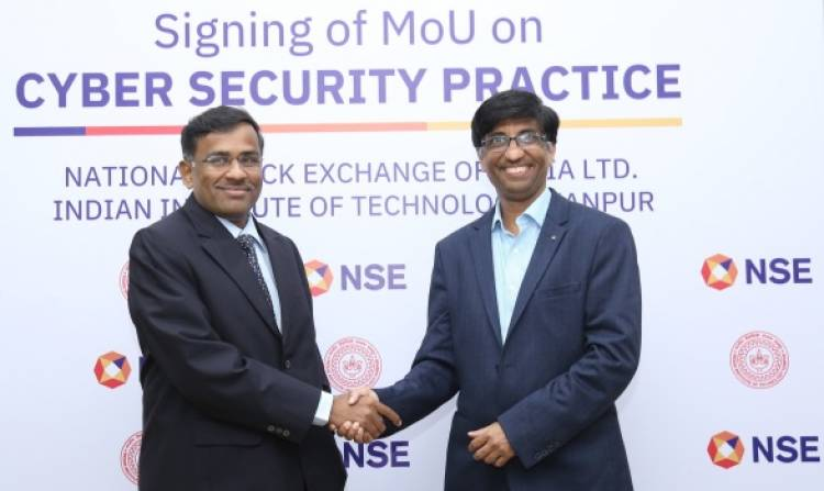 NSE partners with IIT Kanpur