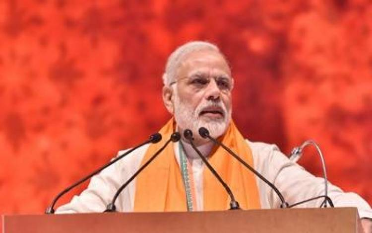 Centre striving hard to develop eastern states: Narendra Modi