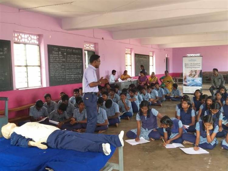 Fortis Malar Hospital under its CSR initiative to provide health, education and preventive health care