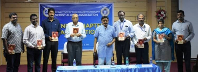Hon'ble Chancellor of SRM Inaugurated SRM Alumni Association Chennai Chapter