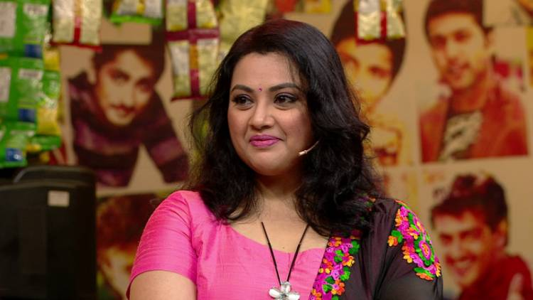 Actor Ambika and Meena in this weekend COLORS Comedy Nights on COLORS Tamil