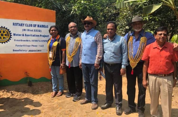 3 Villages Becomes ODF - RCM