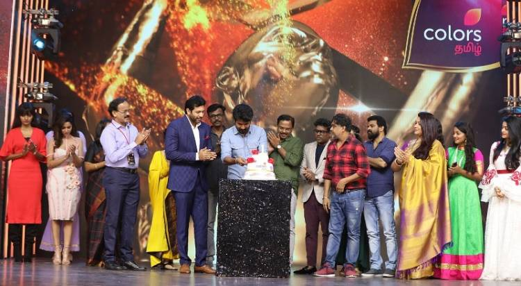 COLORS Tamil Brings To You K-Town's Dazzling Galatta Debut Awards This Weekend