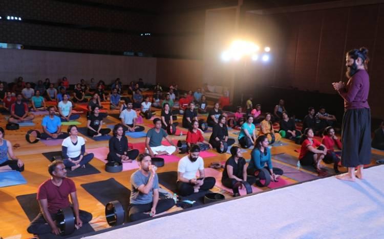 The Journey of Body | Mind | Soul with Grand Master Akshar