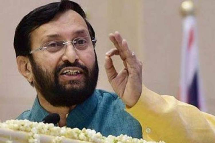Prakash Javadekar hails air strikes carried out by IAF inside Pakistan