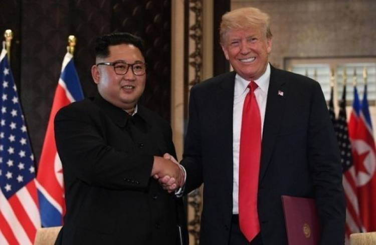 Donald Trump, Kim Jong-un to begin second summit with meeting, dinner