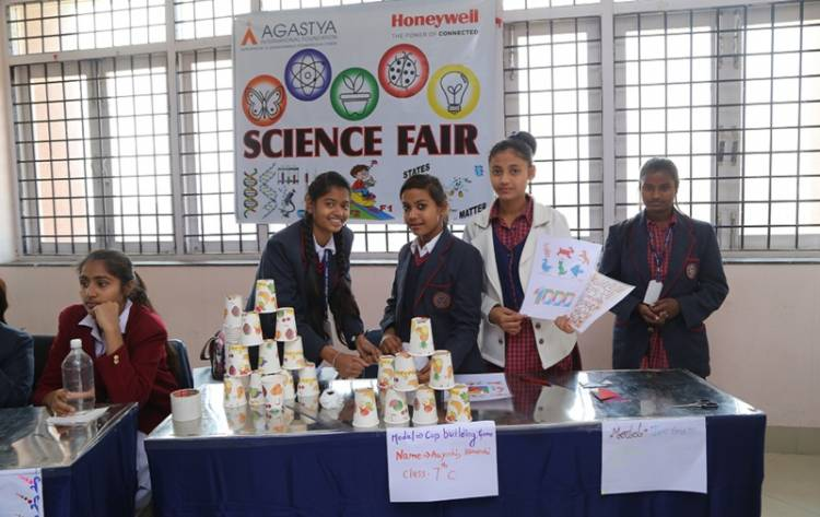 HONEYWELL AND AGASTYA EXPAND THE HONEYWELL SCIENCE EXPERIENCE PROGRAM