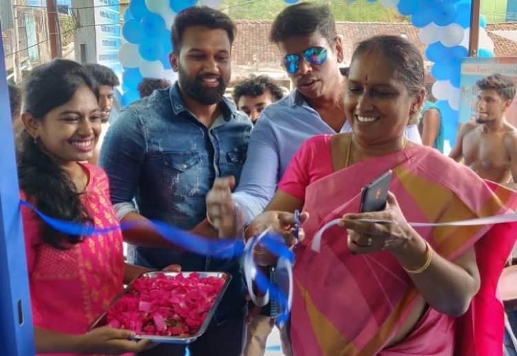 Dhadha 87 Director Vijay SriG Inaugurated Muthusaram Dental and General Clinic
