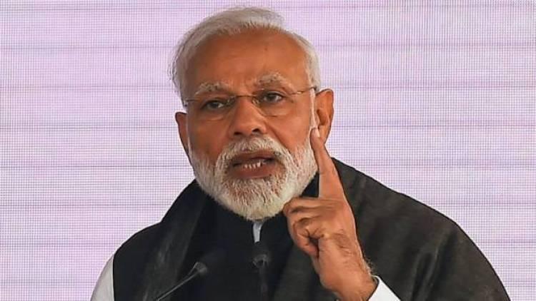 Mahatma Gandhi wanted Congress disbanded in 1947: Narendra Modi